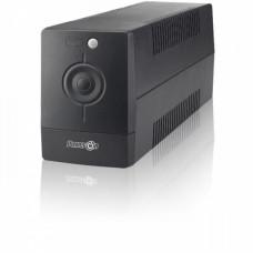POWER ON AP-1100 V2.0 UPS Black