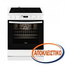 ZANUSSI ZCV65330WA Ηλεκτρικές κουζίνες