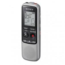 SONY ICD-BX140 Ψηφιακό Δημοσιογραφικό Silver