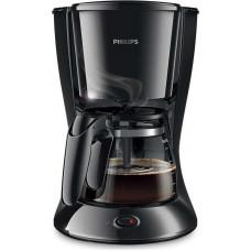 PHILIPS HD7461/20 Καφετιέρα φίλτρου/Γαλλικού Black