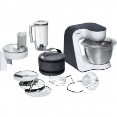 BOSCH MUM52120 Κουζινομηχανή White/Grey