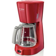BOSCH TKA3A034 Καφετιέρα φίλτρου/Γαλλικού Red