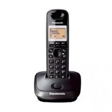 PANASONIC KX-TG2511GRT Ασύρματο Τηλέφωνο Black