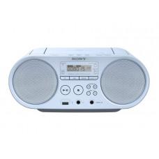 SONY ZSPS50W.CED Φορητό Ράδιο-Cd White