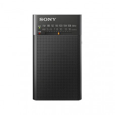 SONY ICF-P26 Φορητό Ραδιόφωνο Black