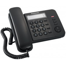 PANASONIC KX-TS520EX2B Σταθερό Τηλέφωνο Black