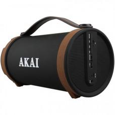 AKAI ABTS-T22 Φορητό Bluetooth Ηχείο Black