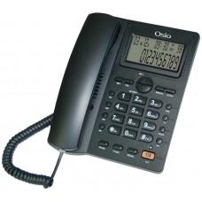 OSIO OSW-4710B Σταθερό Τηλέφωνο Black