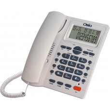 OSIO OSW-4710W Σταθερό Τηλέφωνο White
