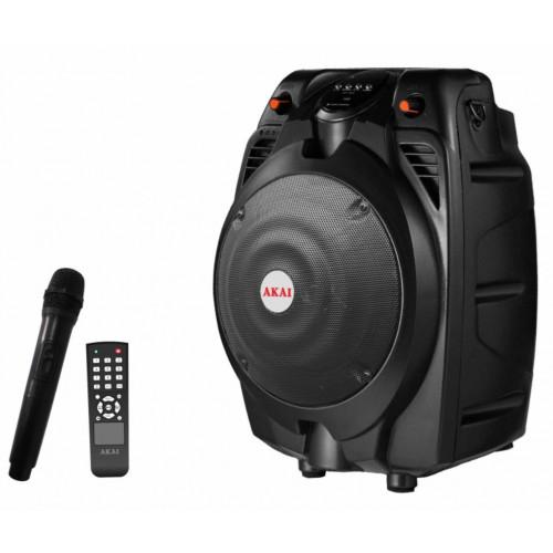 AKAI SS022A-X6 Bluetooth Ηχείο Black