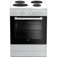 BEKO FSM 66000 GWS Ηλεκτρική κουζίνα White