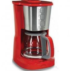 GRUPPE CM331BE Καφετιέρα φίλτρου Red