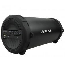 AKAI ABTS-11B Φορητό Bluetooth Ηχείο Black