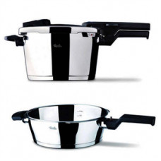 FISSLER 60070011000 Set Quattro Vitaquick Σετ μαγειρικών σκευών