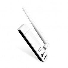 TP-LINK TL-WN722N 150Mbps Wireless USB Adapter White