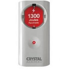 CRYSTAL AUDIO CP1-1300-70W Μονόπριζο Ασφαλείας White