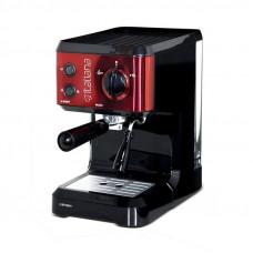 GRUPPE CM4677 Μηχανή Espresso Red/Black