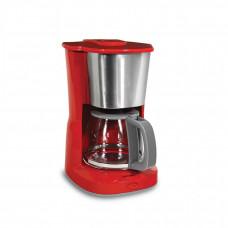 GRUPPE CM336 Mini Καφετιέρα φίλτρου/Γαλλικού Red