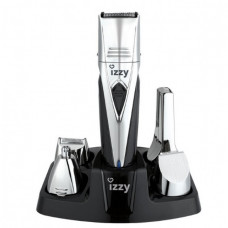 IZZY PG150 Σετ Ανδρικής Περιποίησης Silver