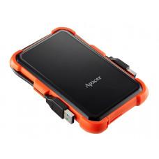 APACER AC630 1TB Εξωτερικός Σκληρός Δίσκος Black