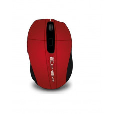 ELEMENT MS-175R Wireless Mouse Red