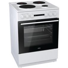 KORTING KE6141WM Ηλεκτρική κουζίνα White