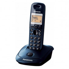 PANASONIC KX-TG2511 JTC Ασύρματο Τηλέφωνο Blue