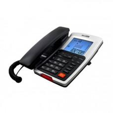 MAXCOM KXT-709 Σταθερό Τηλέφωνο Grey