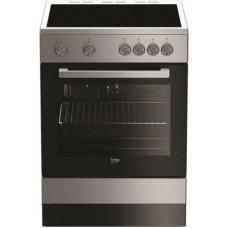 BEKO FSM 67010 GX Ηλεκτρική κουζίνα Inox