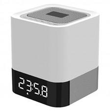 MUSKY DY28 Plus Φορητό Bluetooth Ηχείο White