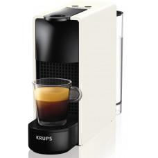 KRUPS XN1101S Nespresso Essenza Mini Μηχανή Espresso White