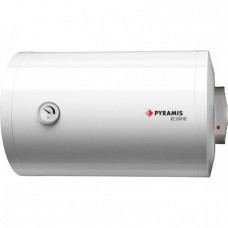 PYRAMIS Ecoline (027001801) 80Lt Οριζόντιος Δεξί Ηλεκτρικός Θερμοσίφωνας