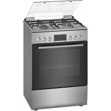 BOSCH HXR390D50 Κουζίνα αερίου Inox