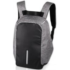 NOD CITYSAFE 15.6'' Τσάντα Laptop Black-Grey