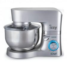 IZZY S1503 Super Chef Κουζινομηχανή Silver