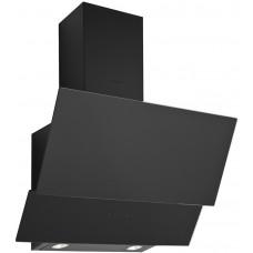 DAVOLINE Classy Plus 60cm Απορροφητήρας Τζάκι Black