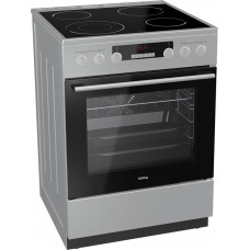 KORTING KEC 6352 IPC Ηλεκτρική κουζίνα Inox