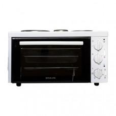 DAVOLINE EC 450 Chef Ηλεκτρικό Φουρνάκι White
