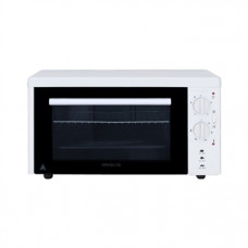 DAVOLINE EC 150 Chef Ηλεκτρικό Φουρνάκι White