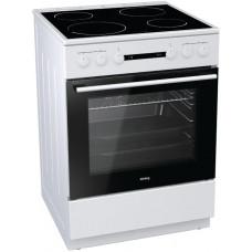 KORTING KEC6142WPG Ηλεκτρική κουζίνα White