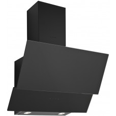 DAVOLINE Classy Plus 90cm Απορροφητήρας Τζάκι Black
