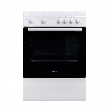 DAVOLINE DAE 600 WH (801220712) Ηλεκτρική κουζίνα White