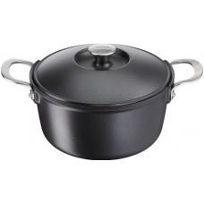 TEFAL Aroma E21570 24cm Γάστρα Black
