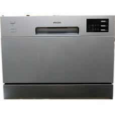 ROBIN SB-106S Πλυντήριο πιάτων Silver