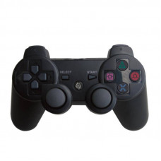 ZEROGROUND GP-1200BT Saito PC/PS3 Wireless Gaming Controller Black