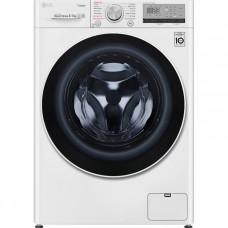 LG F4DV408S0E Πλυντήριο-Στεγνωτήριο White