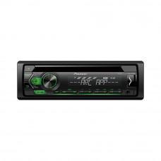 PIONEER DEH-S121UBG Car Audio Player Black