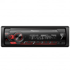 PIONEER MVH-S420BT Car Audio Player Black
