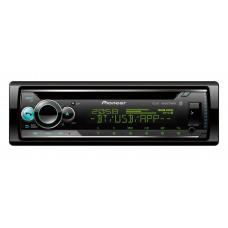 PIONEER DEH-S520BT Car Audio Player Black