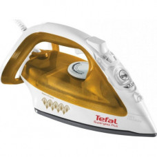 TEFAL FV3940 Σίδερο Ατμού Gold/White